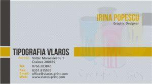 Carti de vizita fullcolor office corporate busines