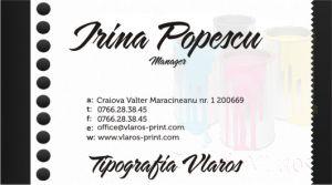 Carti de vizita business corporate office