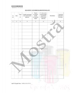 Registru de bord radiofotografic